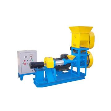Feed Pellet Production Line Pet Animal Floating Fish Food Feed Pellet Making Machine
