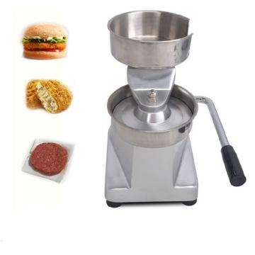Burger Maker Press Hamburger Sausage Patty Making Machine
