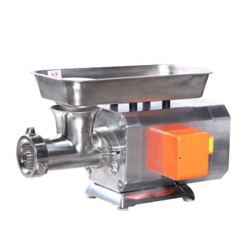 Industrial Grade Desktop Stainless Steel Meat Slicer with Detachable Knife Set