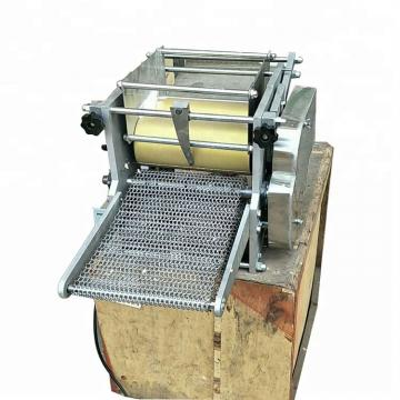 Industrial triangle chips automatic tortilla maker machine