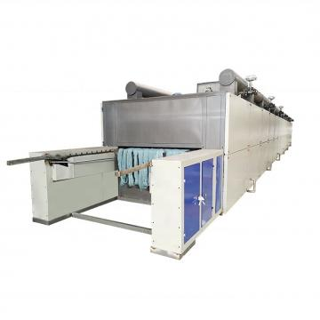 Tunnel Conveyor Belt Type Dryer Equipment Continuous Working Rubber Dehydration Dryer Machine