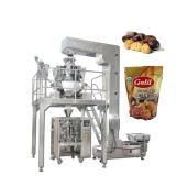 Servo Motor Automatic Weighing Filling Sealing Sugar, Salt, Bean, Chips Bagging Machine for Packaging