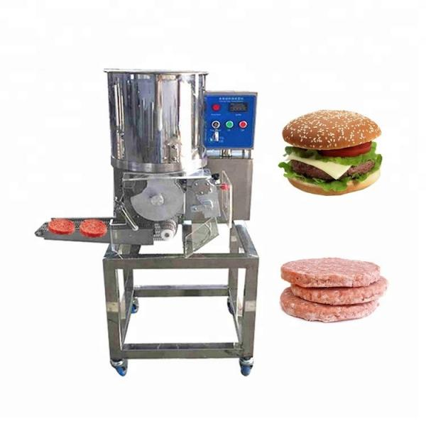 Industrial Hamburger Toast Bread Dough Forming Processing Moulding Machine Manufacturer #1 image