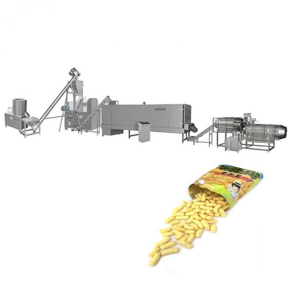 Industrial Doritos Corn Chips Processing Line Puff Food Equipment #1 image