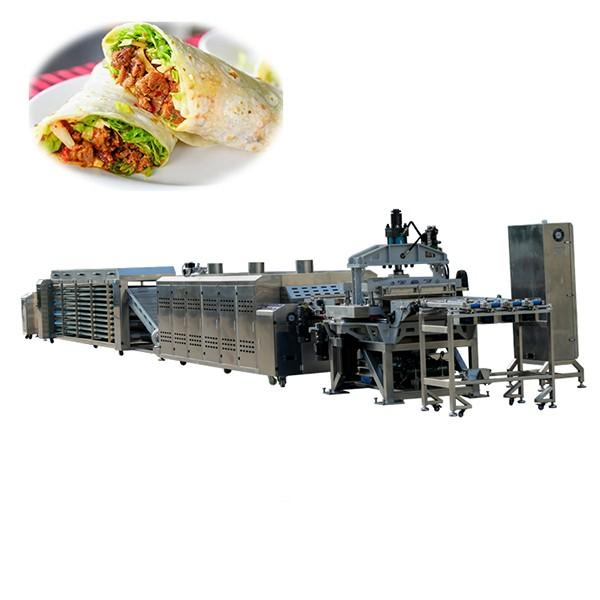 Corn Chips and Tortilla Chips Processing Food Machine #1 image