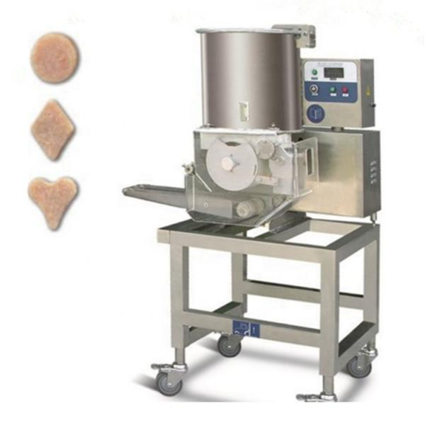 Factory Directly Meatball Food Bread Crumbs Coating Flouring Machine for Chicken Hamburger #1 image