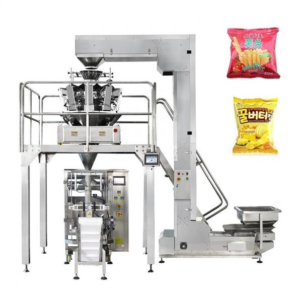 HLNV-520 Hualian Automatic Food Weighing Packaging Machine #1 image