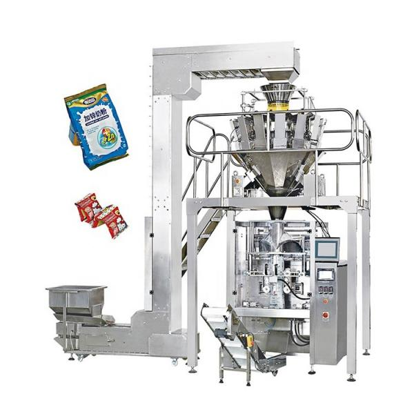 Chocolate Beans Weighing Filling Packaging Packing Machine #1 image