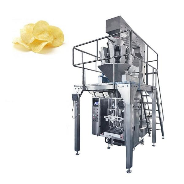 Full Automatic Bulk Cargo Removable Weighing and Packaging Machine #1 image