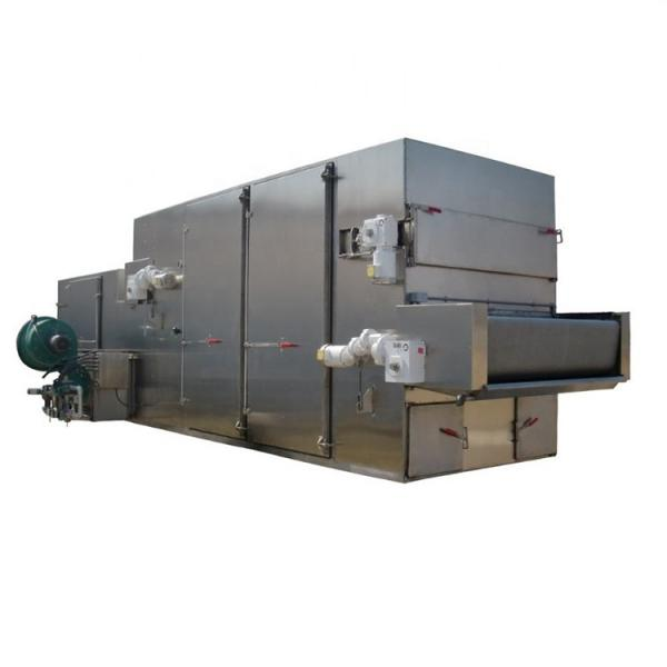 new technology coconut sugar drying machine/continuous vacuum belt liquid dryer #1 image