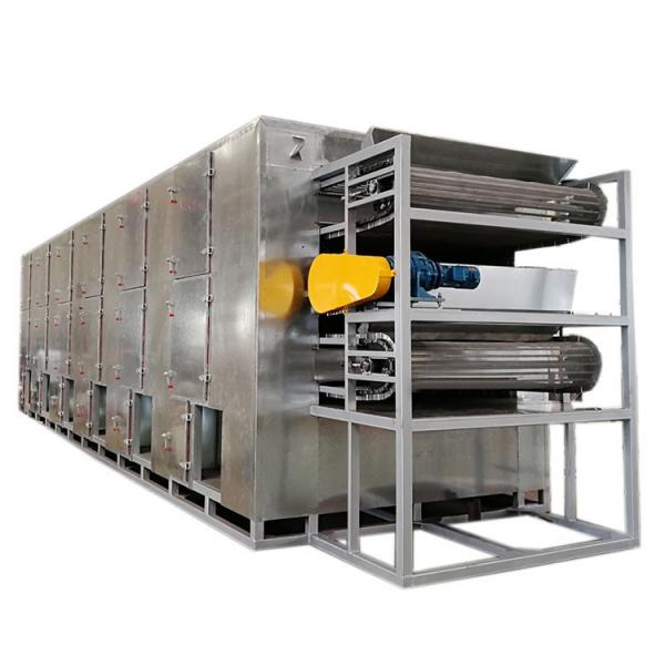 4-shaft blade drier, hollow blade continuous dryer drying machine of large drying area #1 image