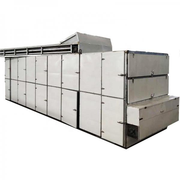 Industrial microwave paper dryer manufacture/Continuous microwave paper drying machine #3 image